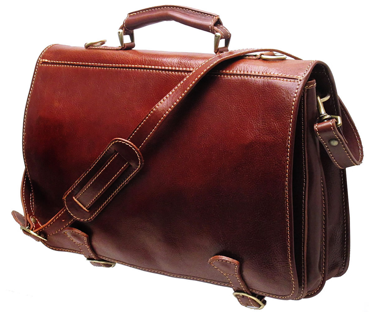 Convenience and Style – Leather Messenger Bags