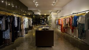 Basic guide: clothing stores