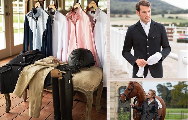 Equestrian wear