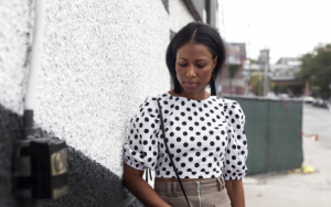 Different Ways to Wear the Polka Dot Trend