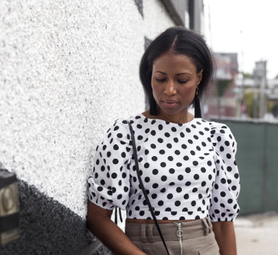 dotted shirts
