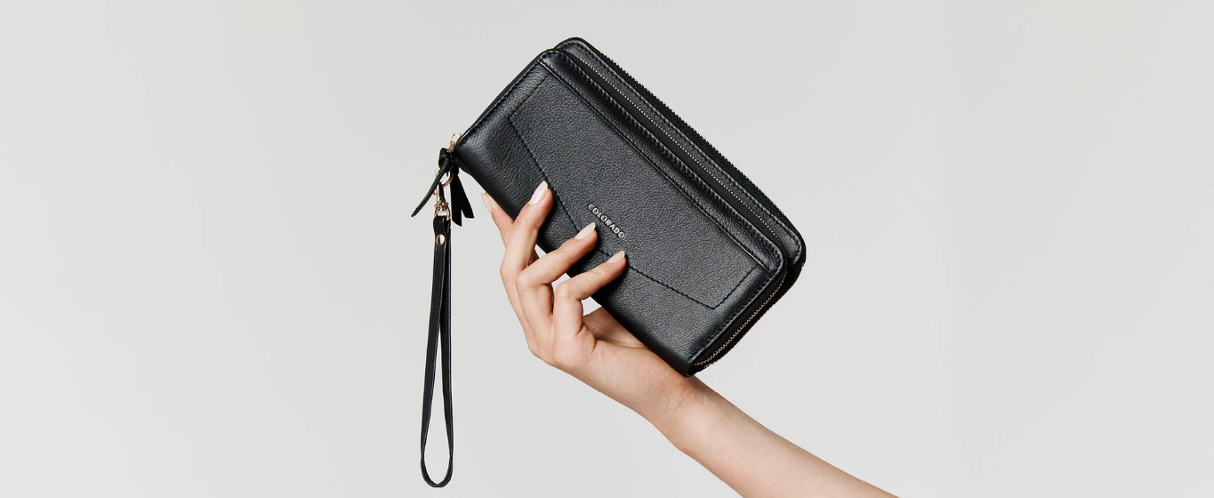 leather wallets online