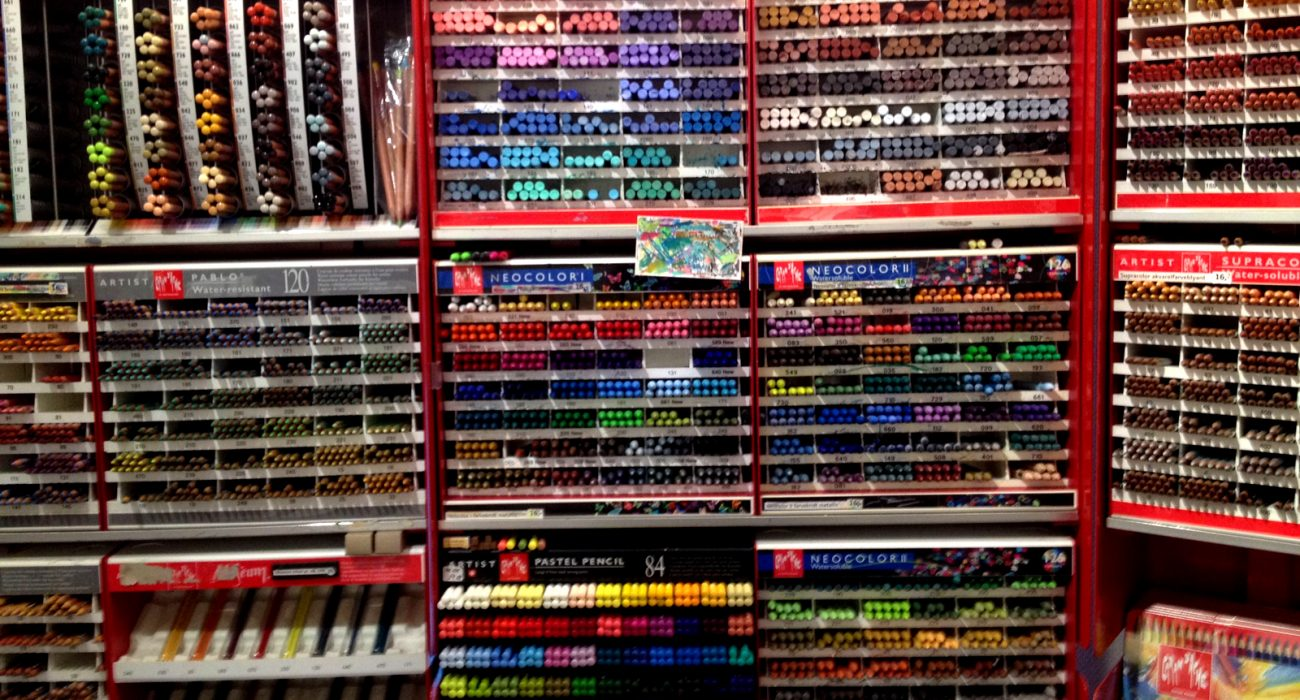 Things To Keep In Mind When Starting An Art Supplies Store